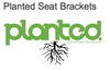 PLANTED SEAT BRACKETS SHIPS IN  ABOUT A WEEK. PRE-ORDER NOW!