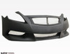 2008-2013 Infiniti G37 2dr Zelda Front Bumper. All Vis fiberglass Body Kits; bumpers, Lips side skirts, spoilers, and hoods are made out of a high quality fiberglass. All Body Kits come with wire mesh if applicable. Professional installation required. Picture shown is for illustration purpose only. Actual product may vary due to product enhancement. Modification of part is required to ensure proper fitment. Test fit all Body Kit parts before any modification or painting. Accessories like fog lights, driving lights, splitter, canards, add-on lip, intake scoops, or other enhancement products are not included unless specified in the product description. Intended for OFF ROAD use only.