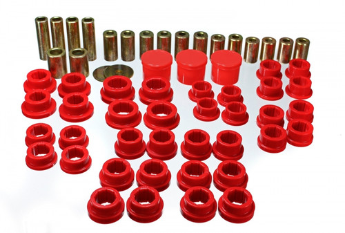 Rear Control Arm Bushings Set: 350Z/G35
