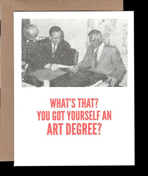 Art Degree