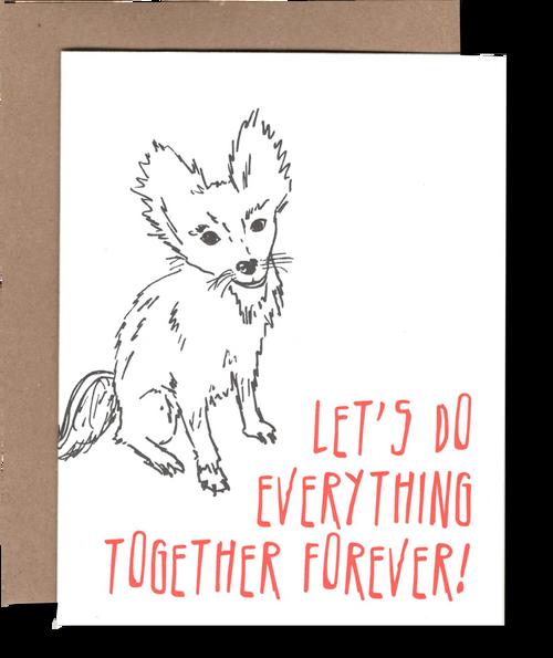 Dog Everything Together