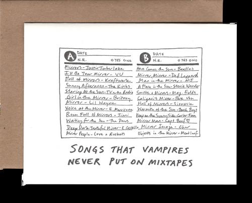 Vampire Mixtape