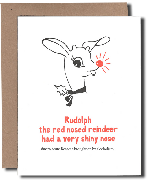 Rudolph's Red Nose