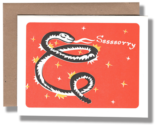 SSSSSorry