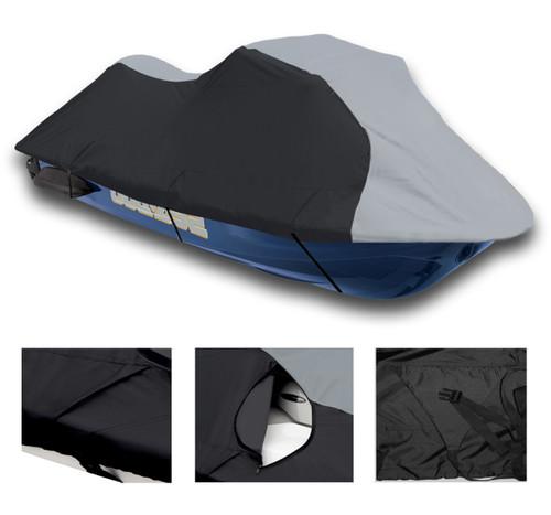 Deluxe Trailerable Jet Ski Covers 600 Denier Material