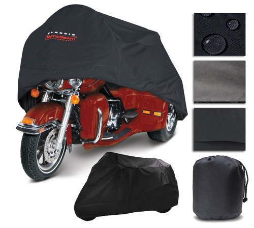 Heavy-Duty Trike and Roadster Cover