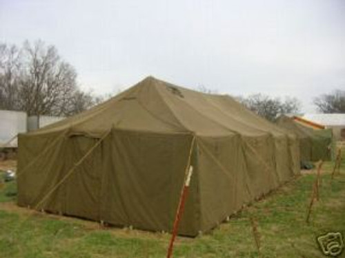 G.P. Medium 16u0027X32u0027 Center 10u00273 . Sides 5u00278 & General Purpose Medium Military Tent