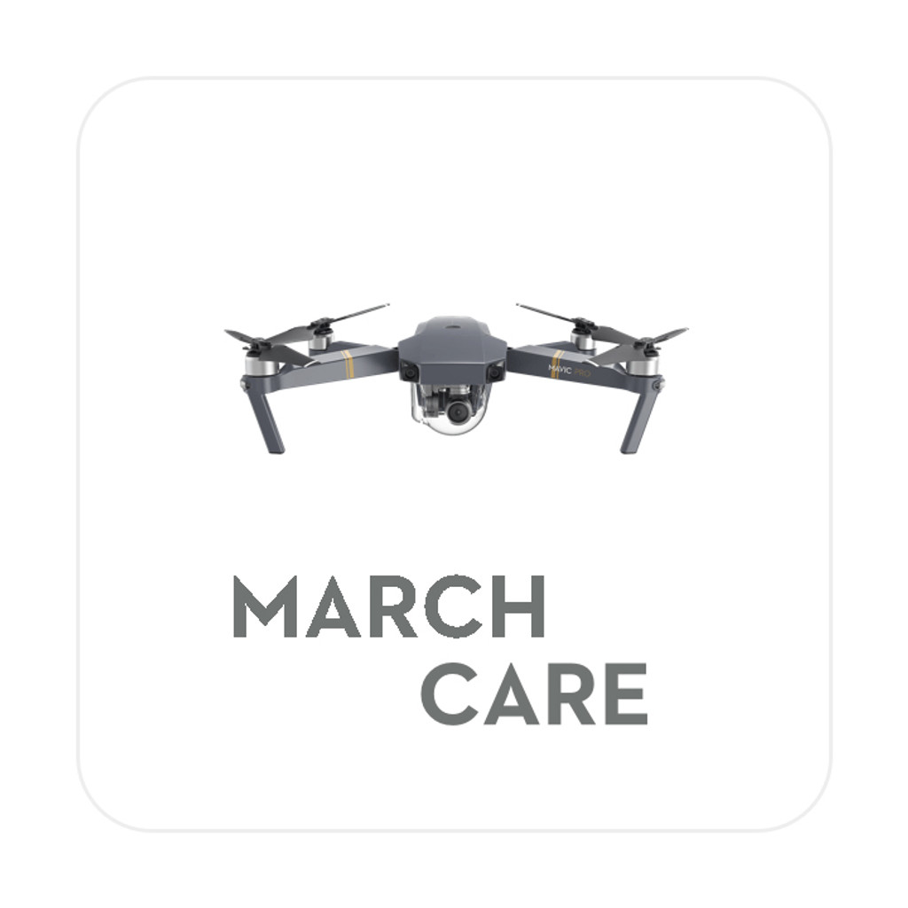 MARCH Care Plan (Mavic Pro Accidental Damage Insurance - 1 year) *In store purchase only