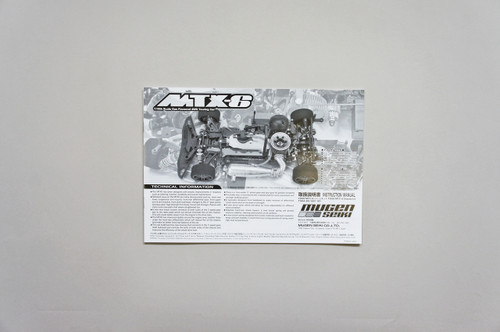 T1004 MTX6 Instruction Manual