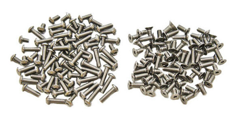 T2806 Titanium Screw Set: MTX6