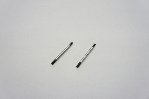 E2539 F/R Damper Shaft (2pcs): GT7, GT7E