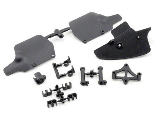 E0825 Fuel Splash Guard: X6,X7