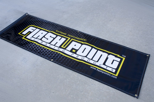 FP3002 Flash Point Banner 3' x 9'