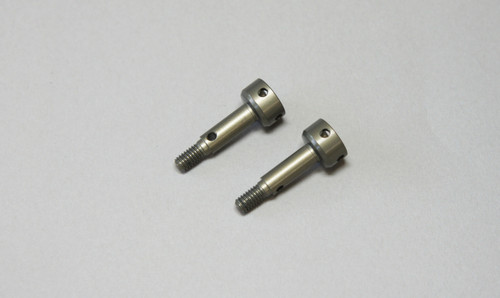 A2224 Alum Rear Wheel Axle (2pcs): MTC1