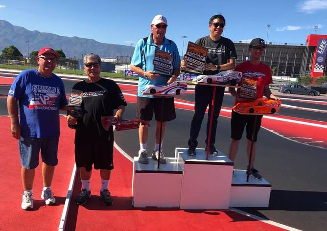 Rick Wang wins big at Sanwa