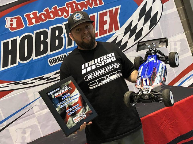 Maifield  doubles up at the 2018 ROAR Nationals!