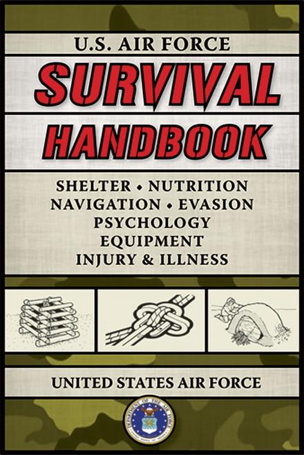 USAF Survival Handbook