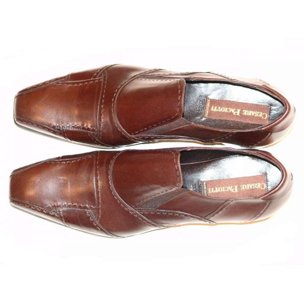 Cesare Paciotti 24537 Brown Loafer