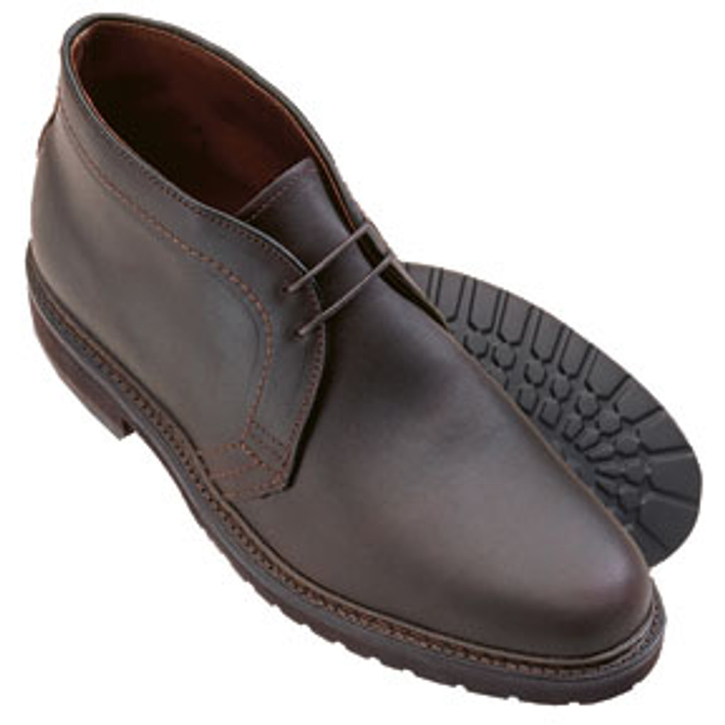 Alden Chukka Boot 1272S Dark Brown Kudu