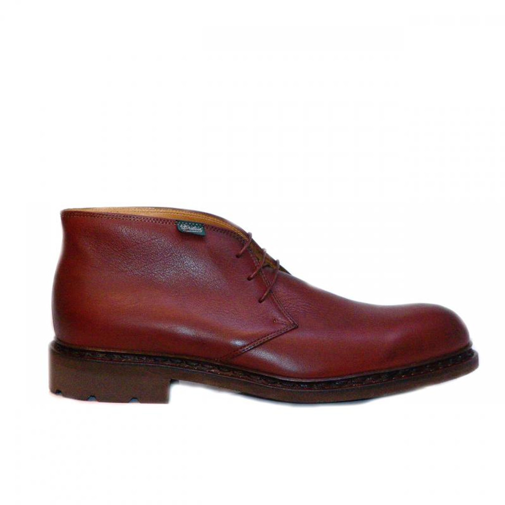 Paraboot Amstel (94803) Leather Chukka Boot Brown