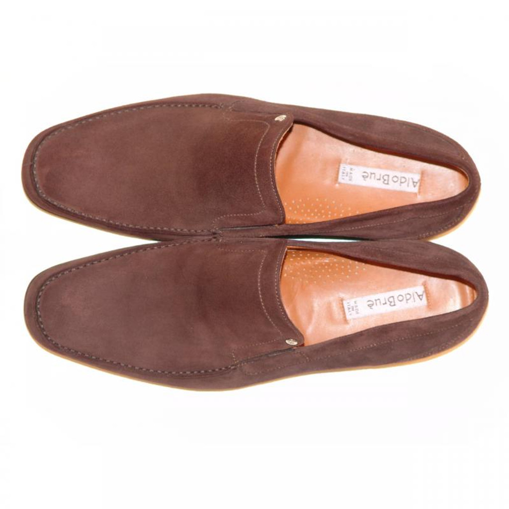 Aldo Brue 4106 Brown Suede