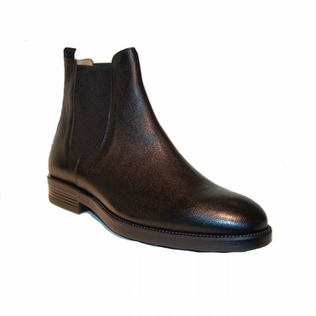 Corrente 4566 Chelsea Boot - Black