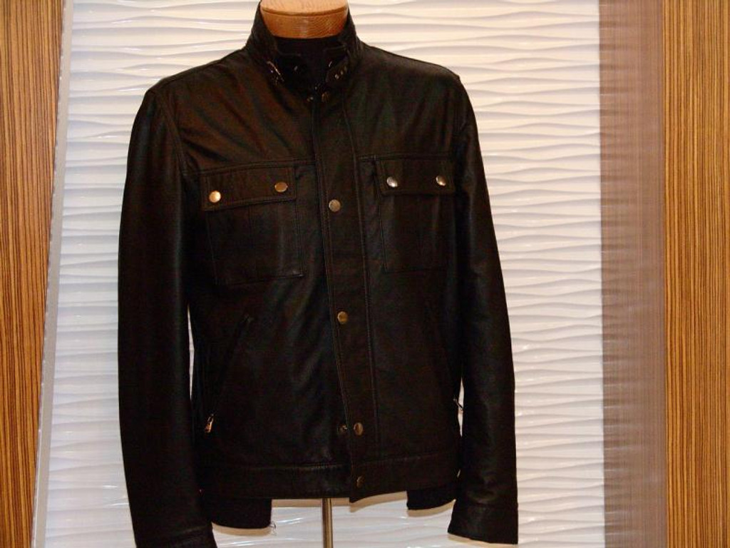 Pelleline 11090 Jacket Black