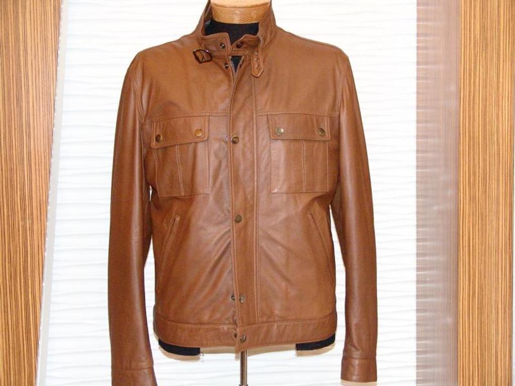Pelleline 11090 Jacket Tan