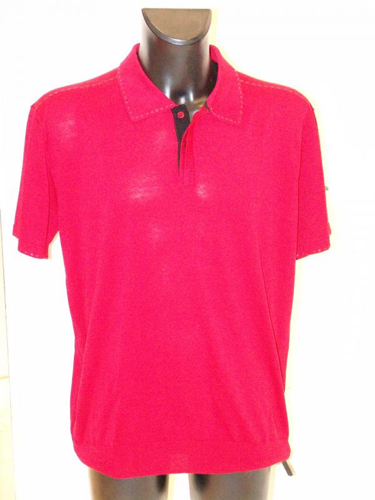 Pelleline 27601 Polo Shirt Red
