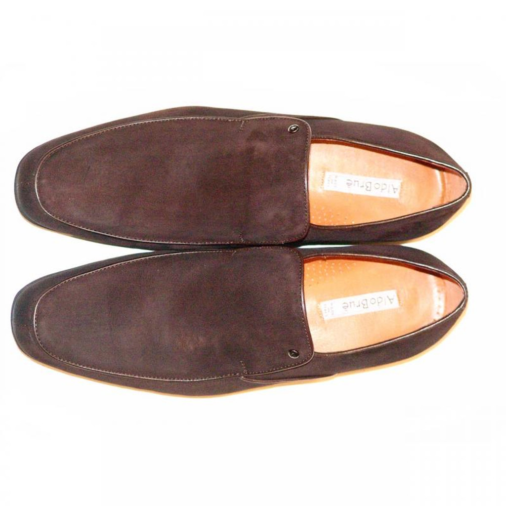 Aldo Brue 6311 Brown Suede
