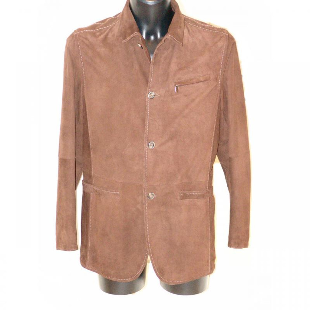Gimo'S 58202 Jacket Brown