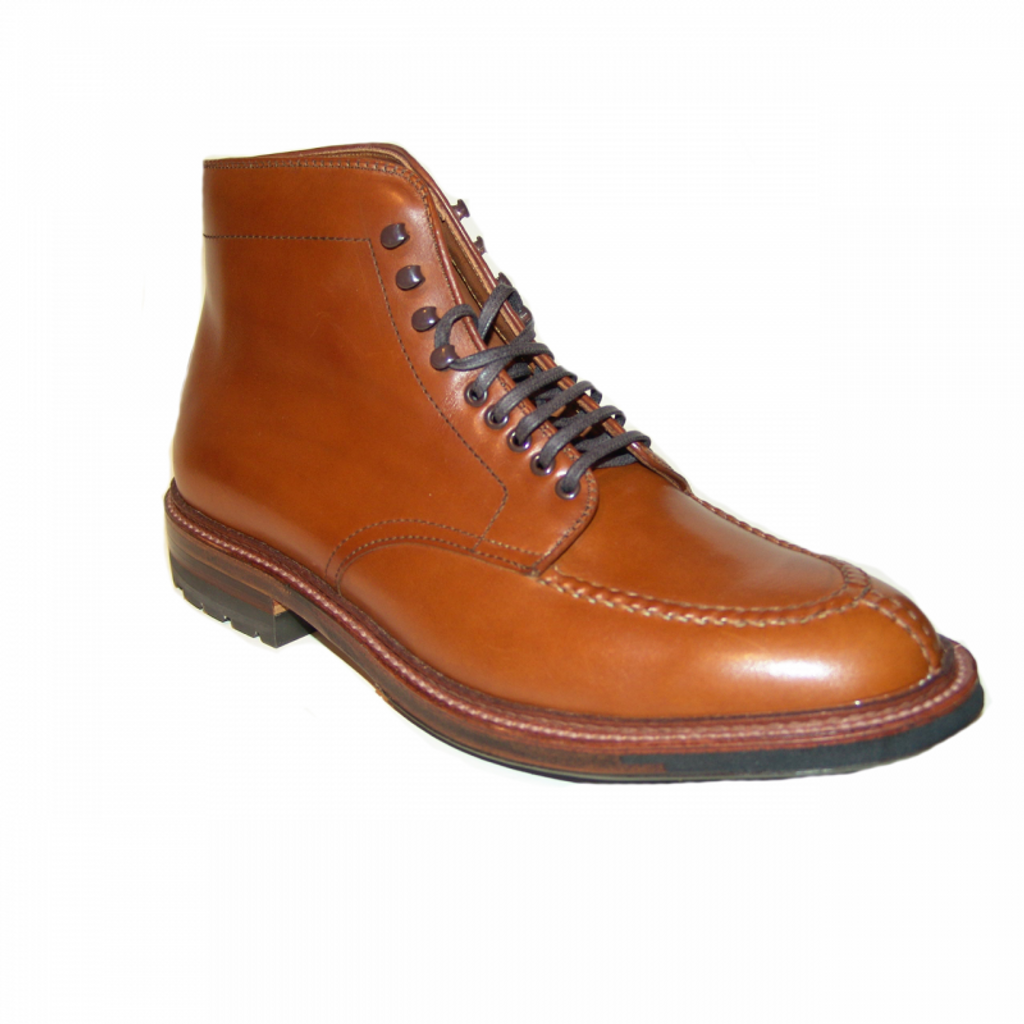 Pelle Line Exclusive Alden Tanker Boot 40208 Tan