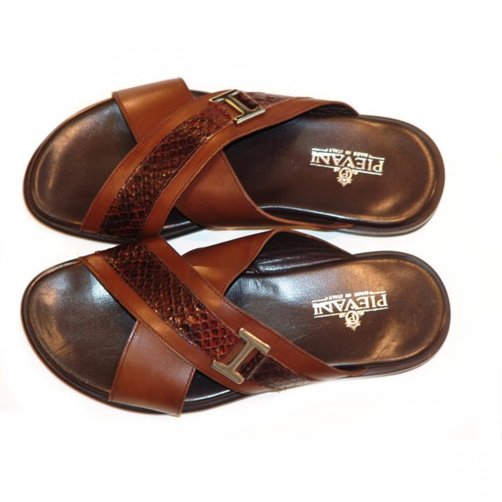 Pelleline 4860 Brown Sandal