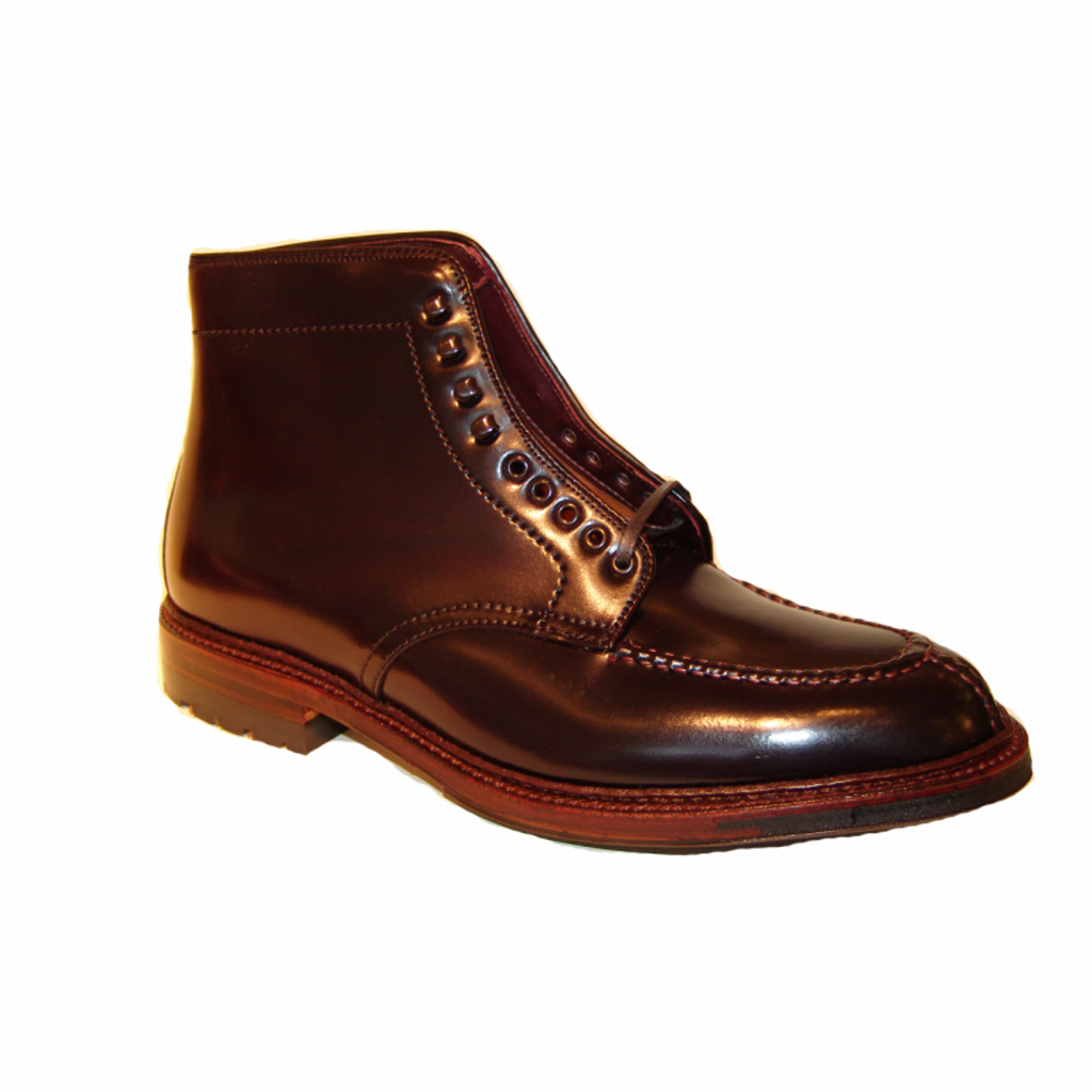 Pelle Line Exclusive Alden Tanker Boot 5916 Cordovan  360 Antiqued Natural welt