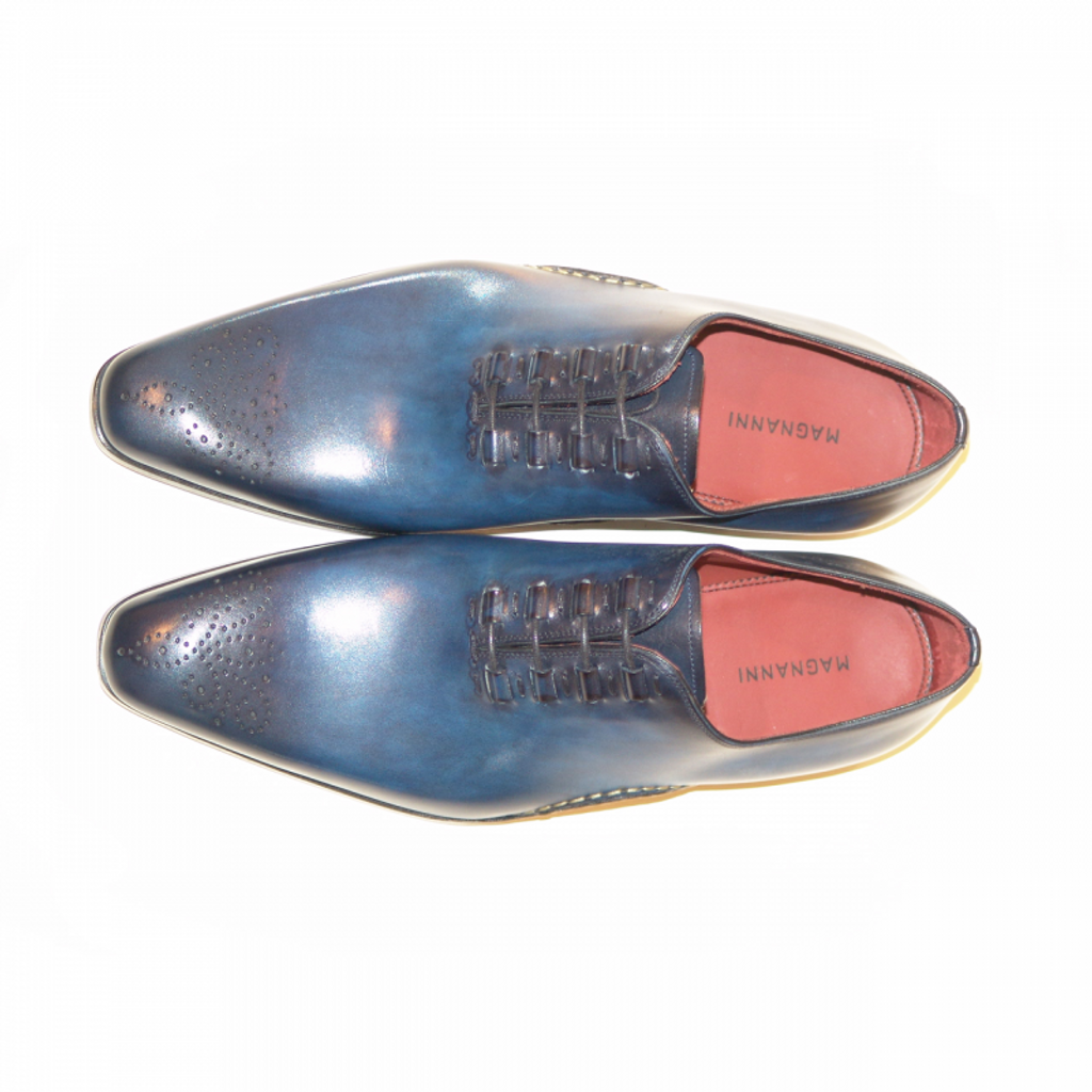 Magnanni Exclusive  Josue 7970 Lace up Blue