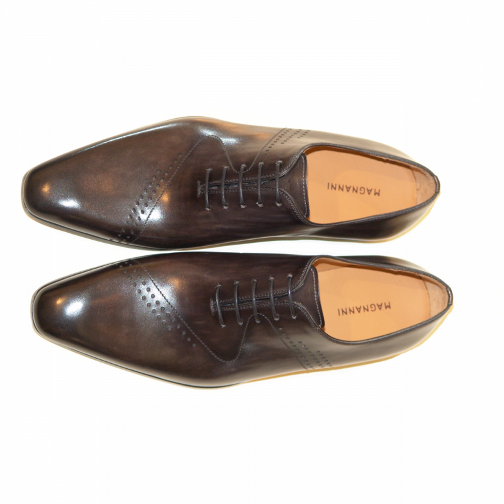 Magnanni Exclusive 7626 Lace up Grey