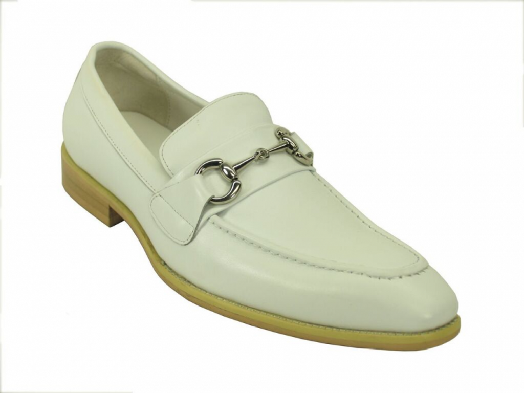 Pelle Line Exclusive -Carrucci KS478- White