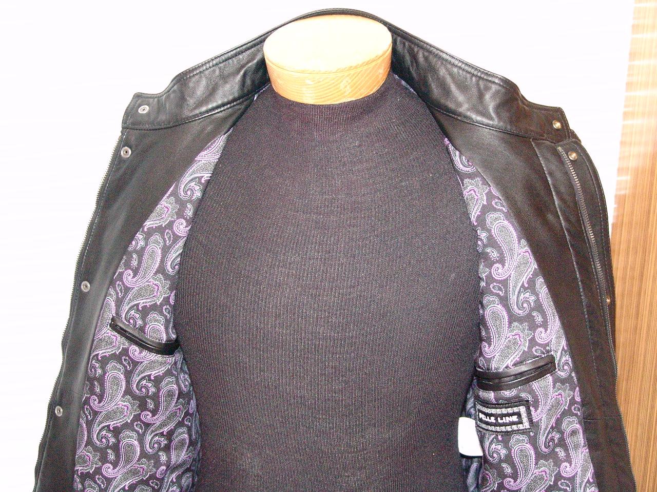 Pelleline 11090 Jacket Black