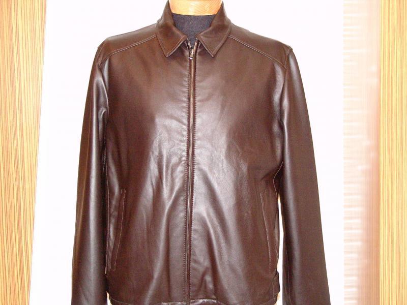 Pelleline 11080 Jacket Dark Brown