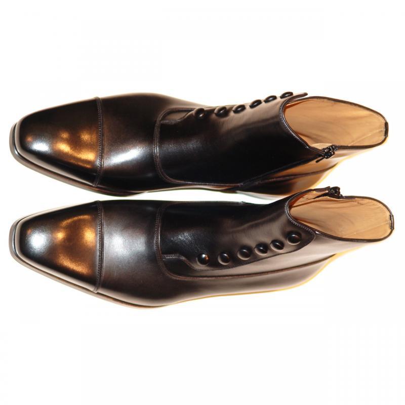 Magnanni Seleccion Collection 14430 Zipper Boot Black