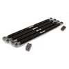 Polaris RZR Aluminum XP1000/XP1000Turbo Radius Rods