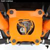 Polaris RZR XP1000/XP1000 Turbo Radius Rod Plate (2017-2018)