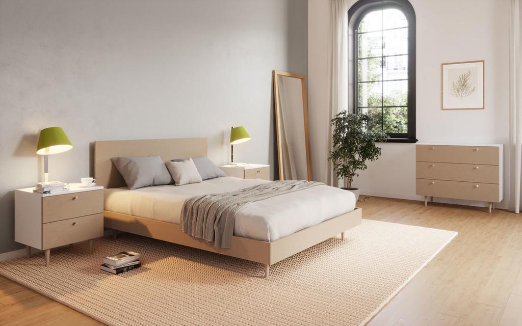Ulm Queen Bed