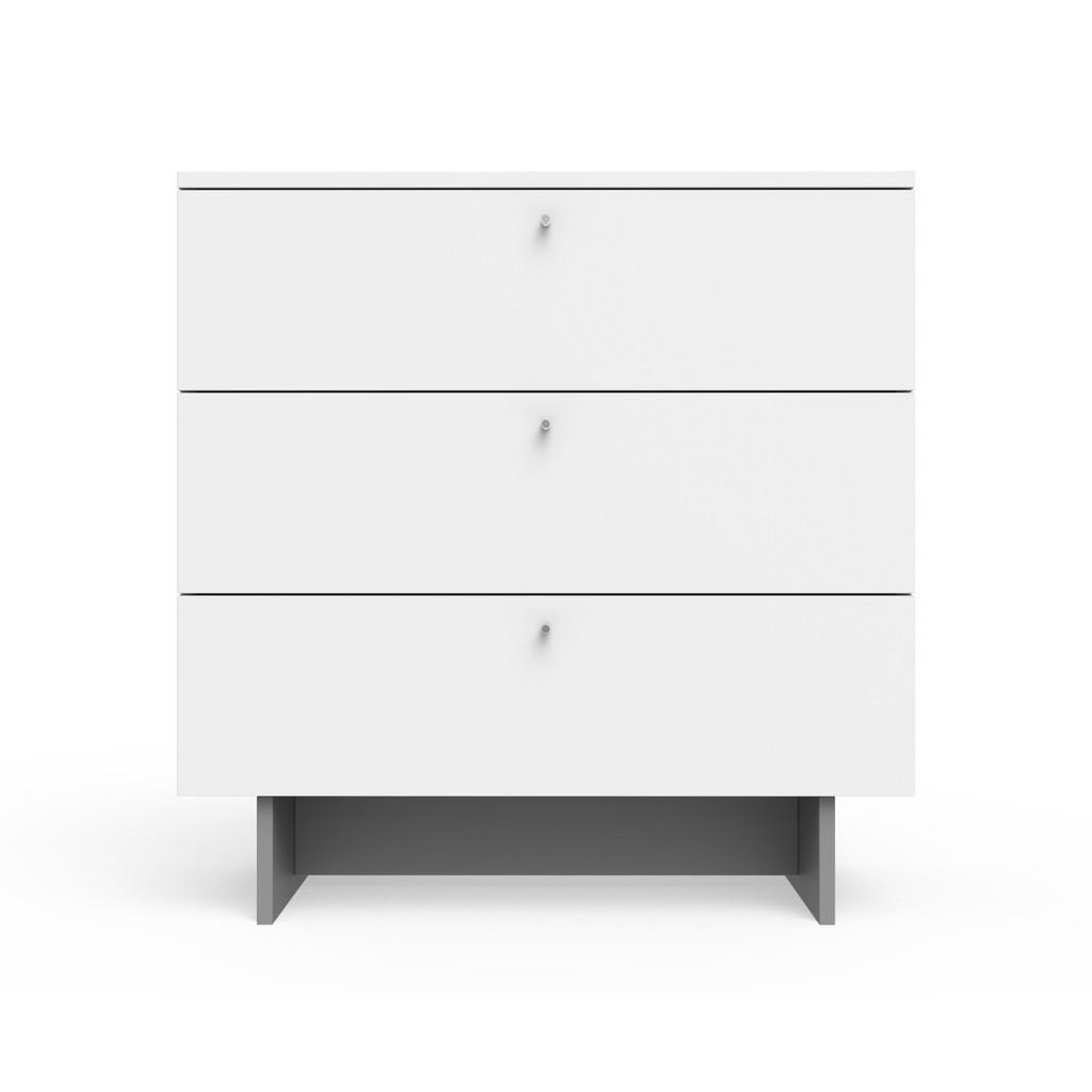 "Roh 34"" Dresser in White"