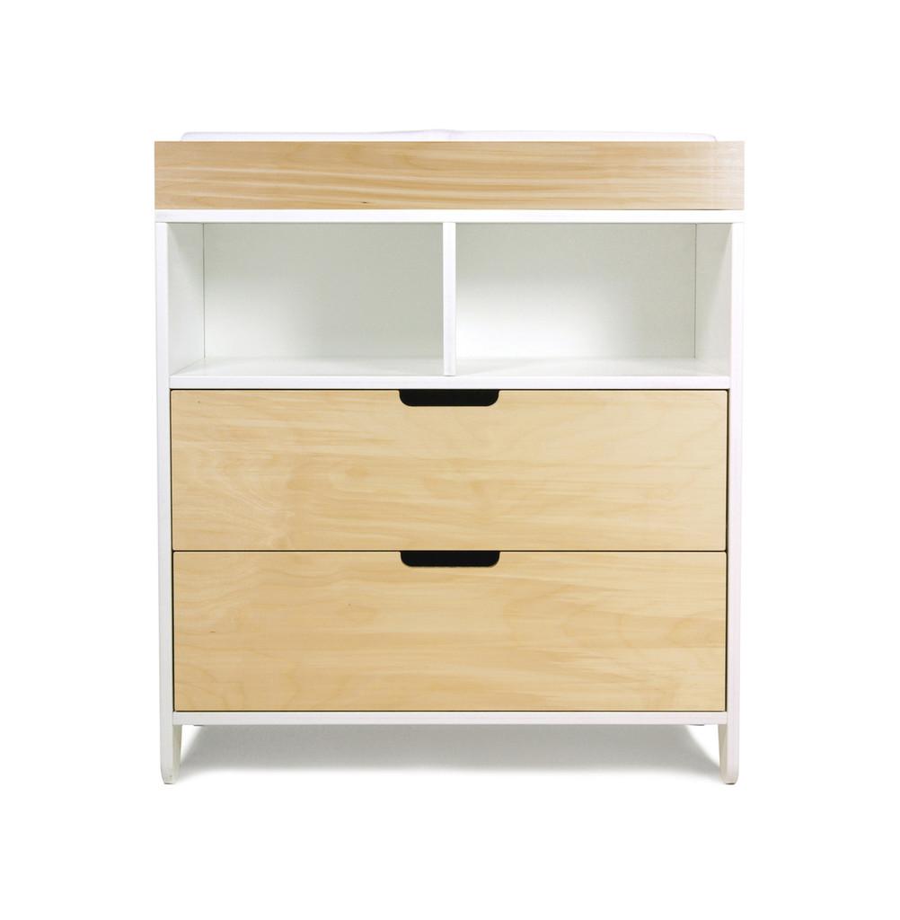 Hiya Dresser with birch drawers