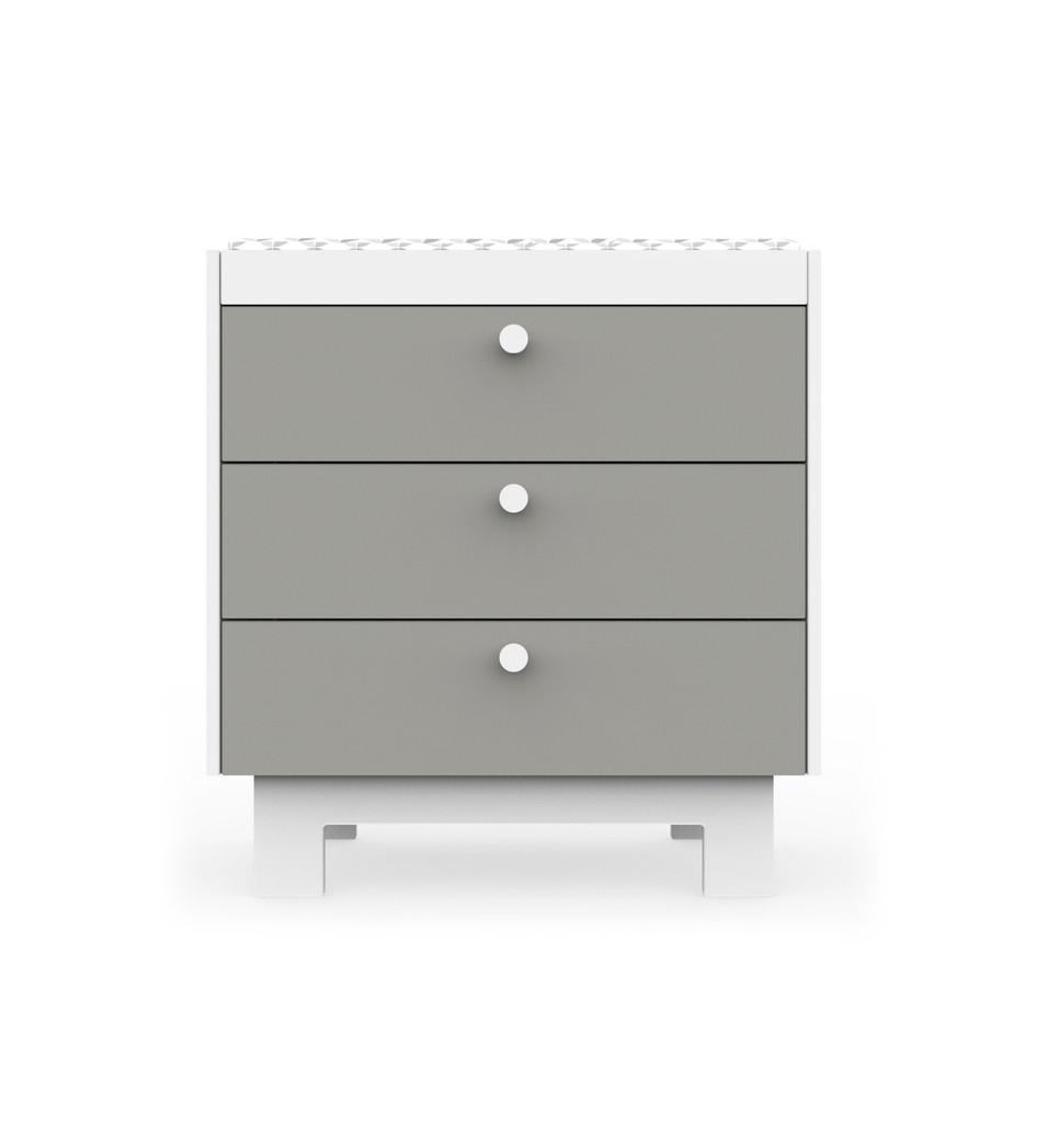 Grey drawer option