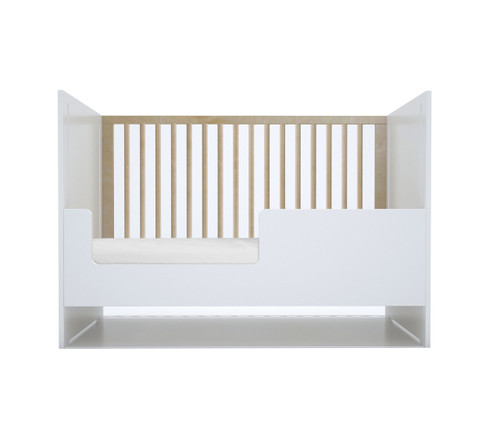 Oliv crib toddler conversion