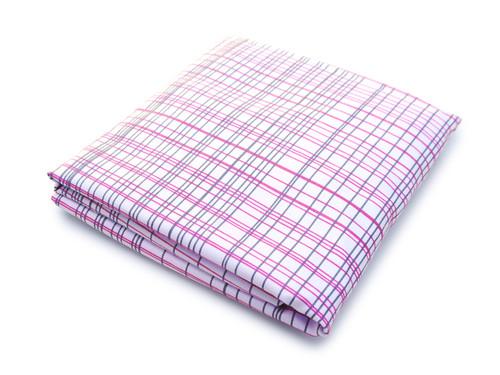 Hashtag Organic Crib Sheet - Pink