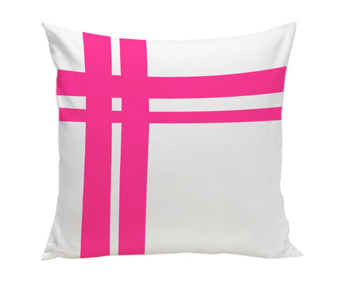 Hashtag Pillow - Pink