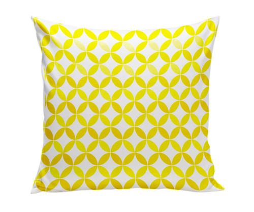 Tops Pillow - Yellow